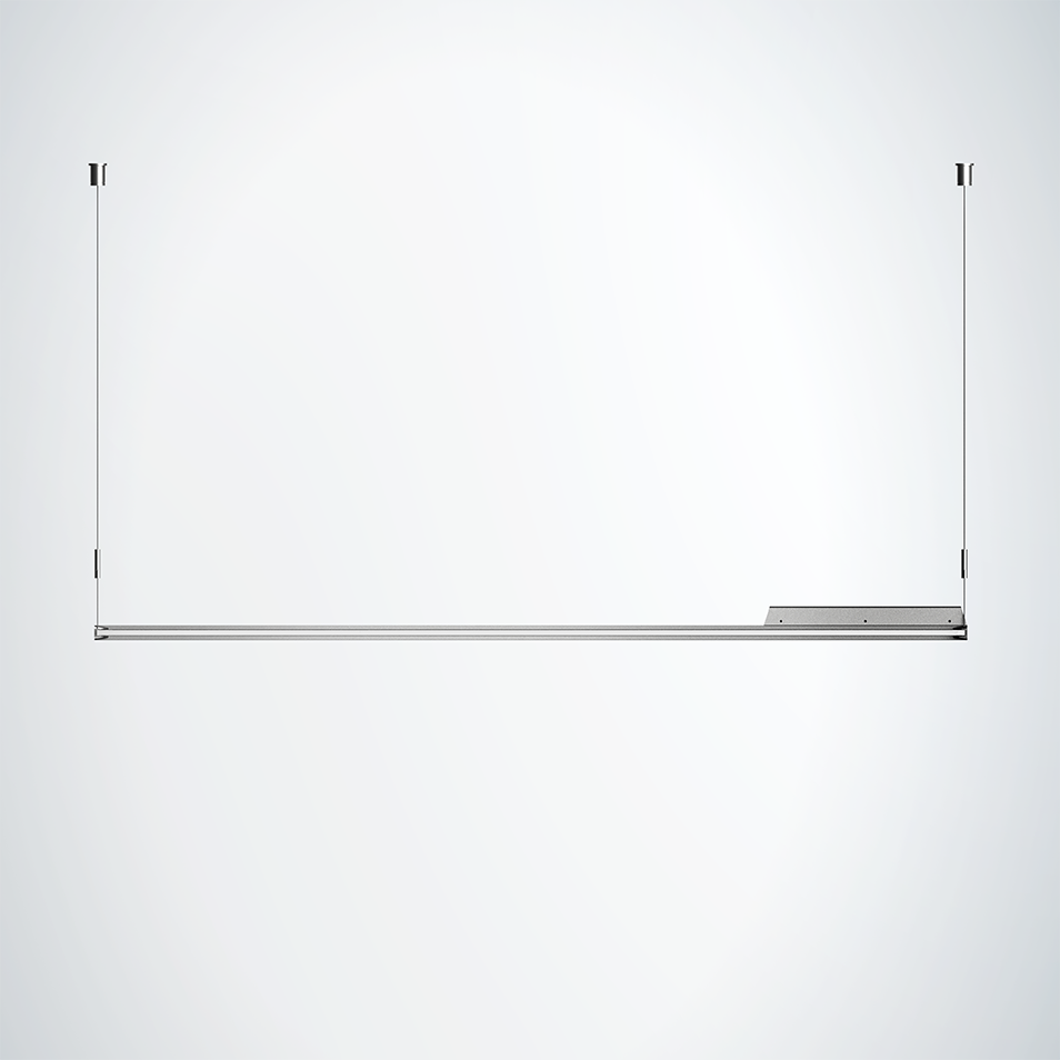 220v 1200*300mm Edgelux frameless changing for office led square panel light