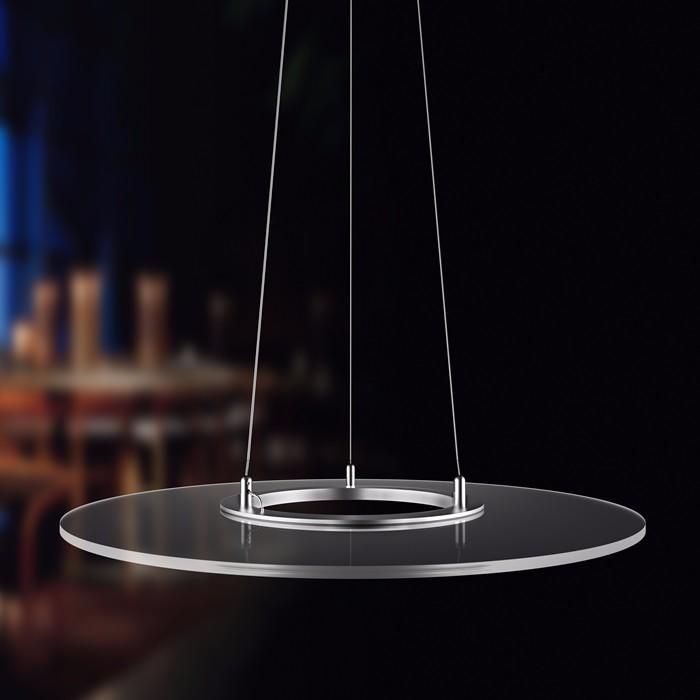 2020 China manufacturing Best-seller European MarketRound Nano PMMA Plate Diameter 500 mm LED Pendant Light