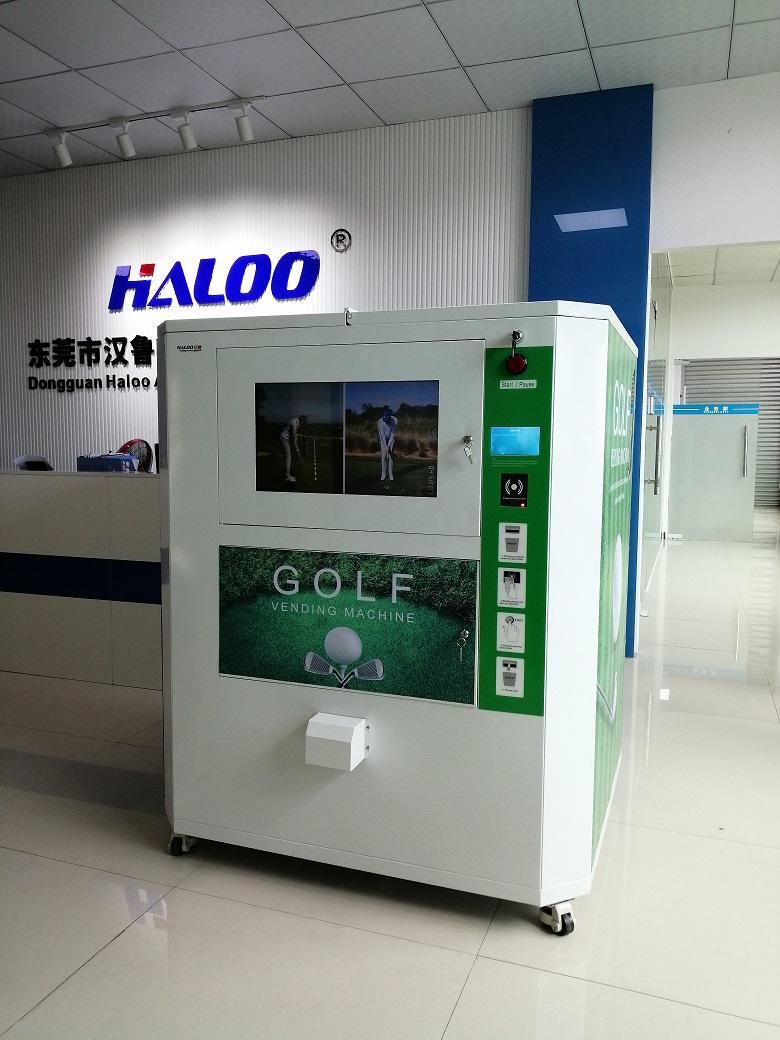 Golf Ball Vending Machine and golf ball dispenser for golf ball club