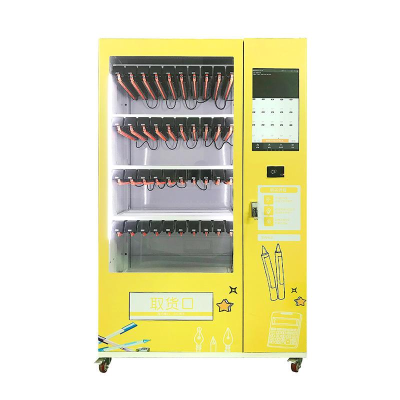 customize socks vending machine and book vending machine