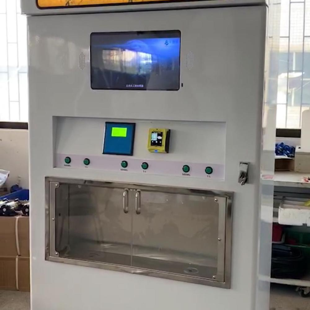 Detergent Vending Machine