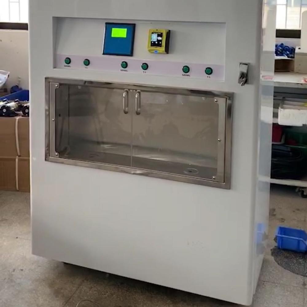 Liquid Cleaner Vending Machine