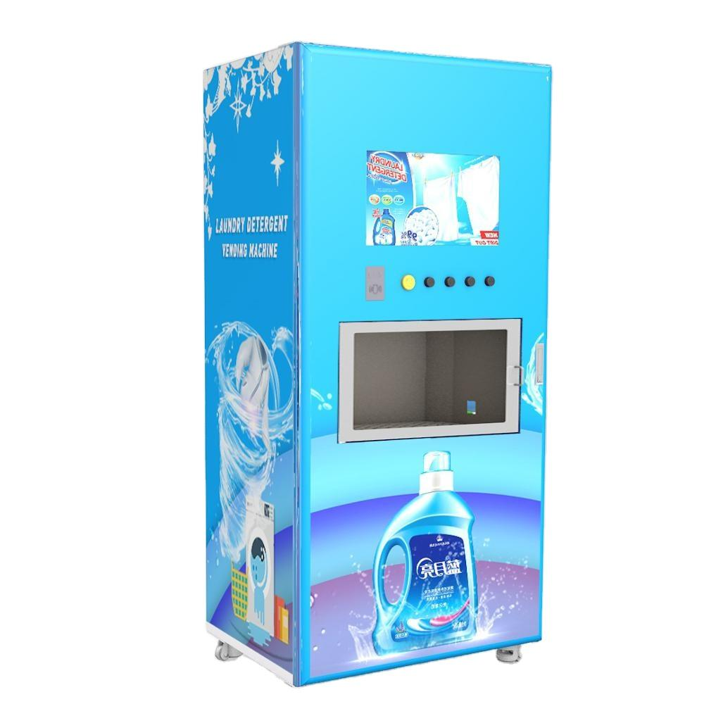 Detergent Vending Machine and detergent refill machine
