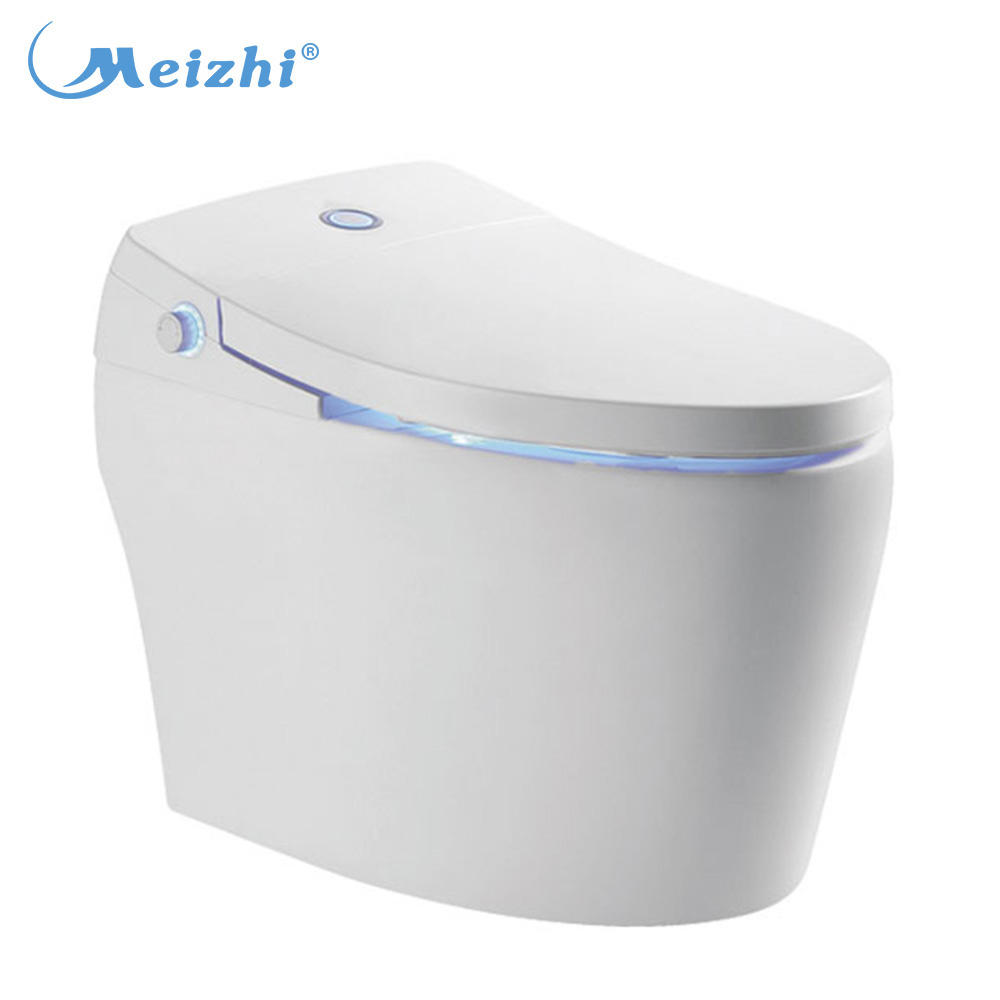 Sanitary ware ceramic asian type toilet wc automatic
