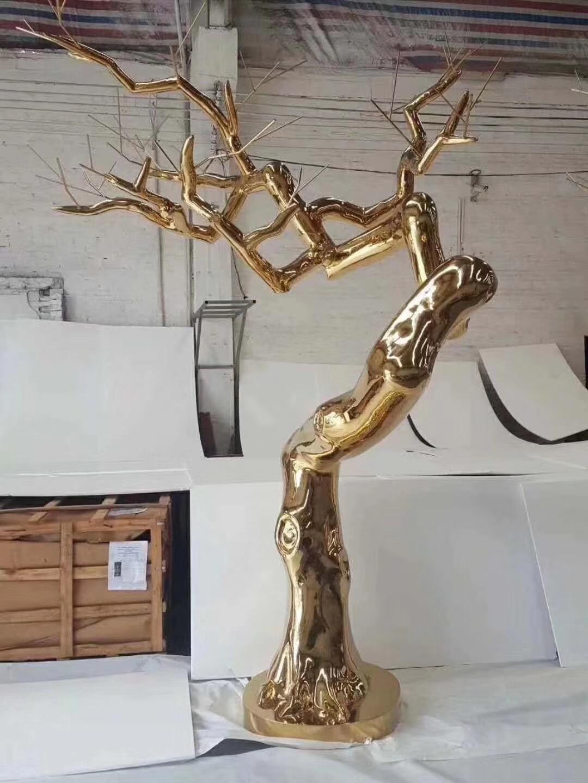 Steel Wire Tree