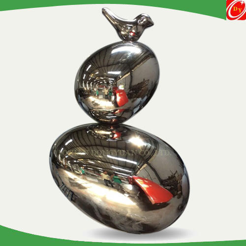 Stainless Steel Decoration Pop Sculpture