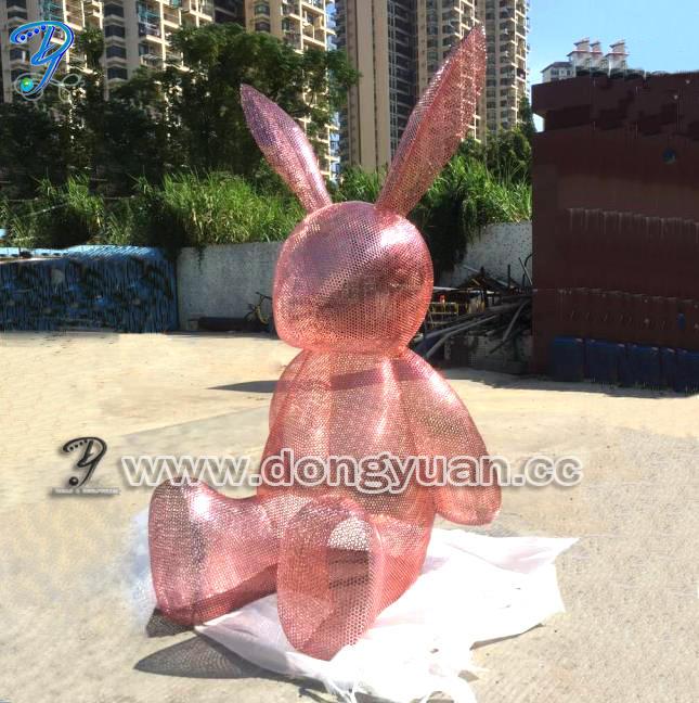 Stainless Steel Fish DolphinGarden Sculpture,Metal Animal Decoration Sculpture