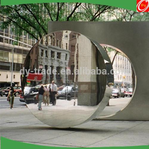Custom Shape Metal Large Outdoor Sculpture