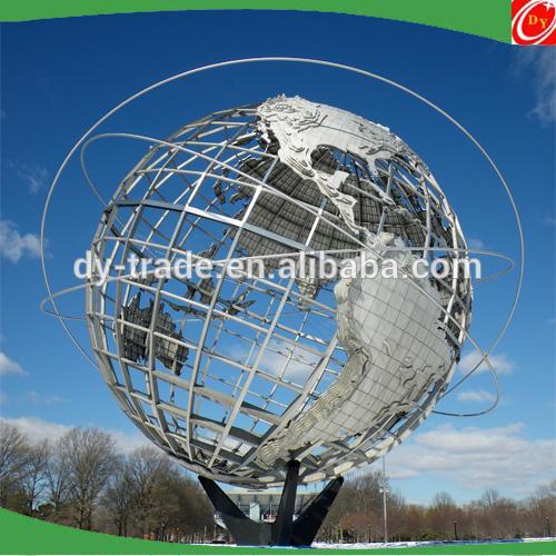 1.2m Stainless Steel Globe Ball