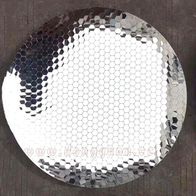 ContemporaryShiny Stainless SteelWall Art Sculpture forDisplay Craft Decoration
