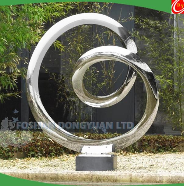 Large Outdoor Garden Art Metal Sculpture for Crafts