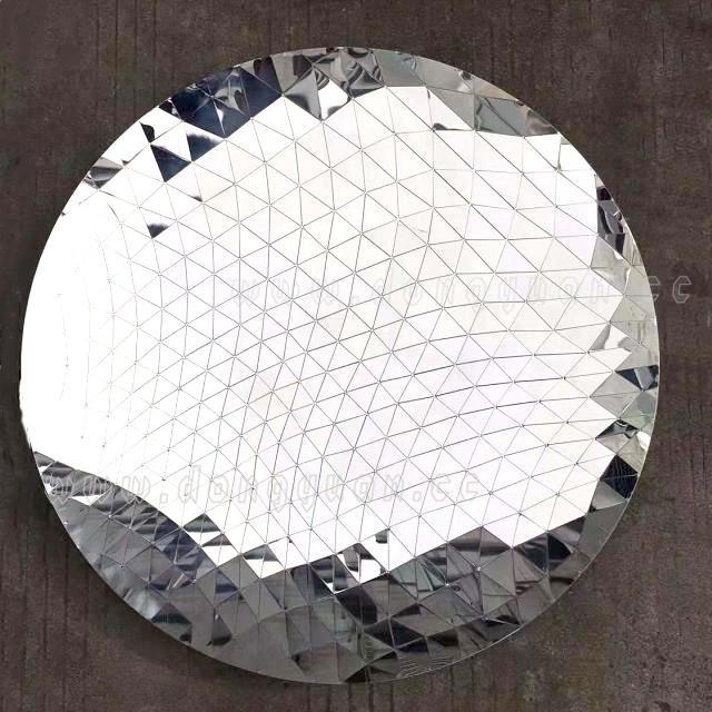 Modern Abstract Metal Wall Art Sculpture ,Indoor Outdoor Stainless Steel Contemporary Art Crafts