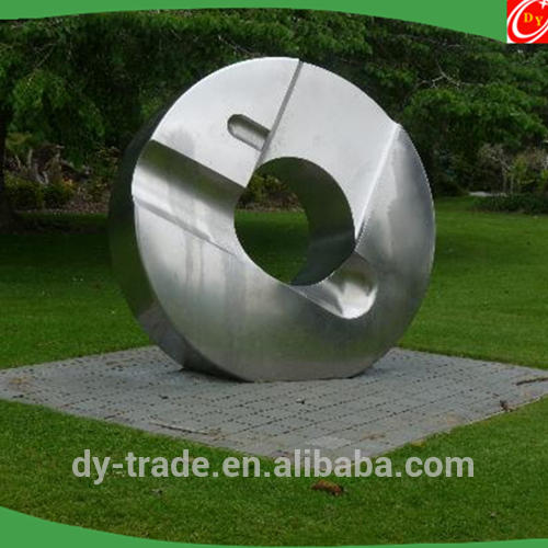 Stainless steel outdoor sculpture ,large stainless steel /abstract sculpture