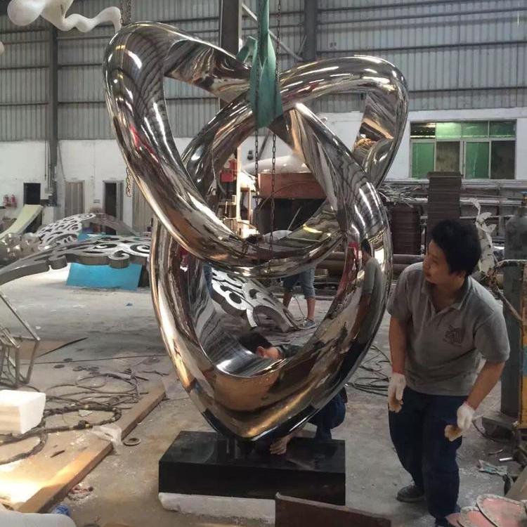 Sculpture metal
