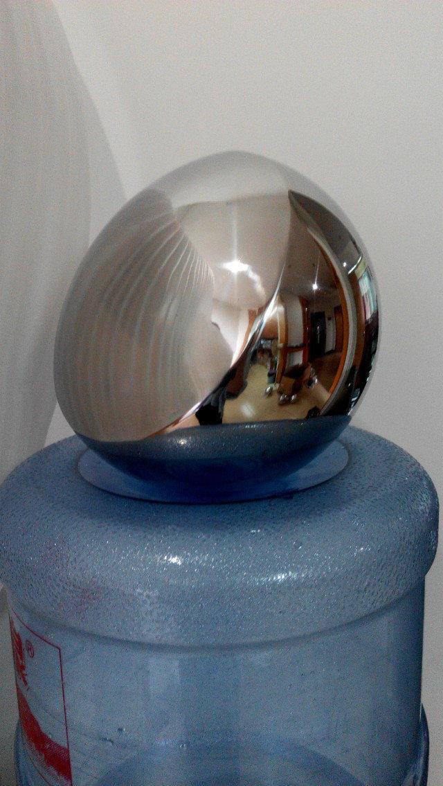 Interior Decoration Custom Indoor Small Stainless Steel Sculpture