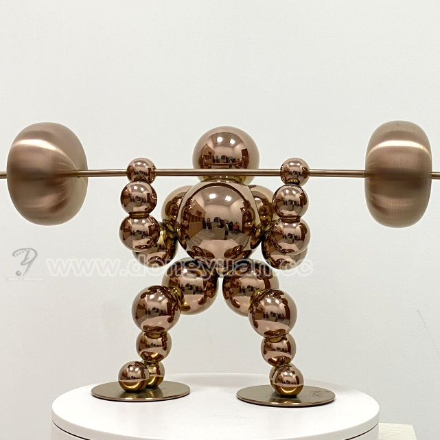 Mirror Polished Stainless SteelSphere Sculpture for Art Craft Decoration