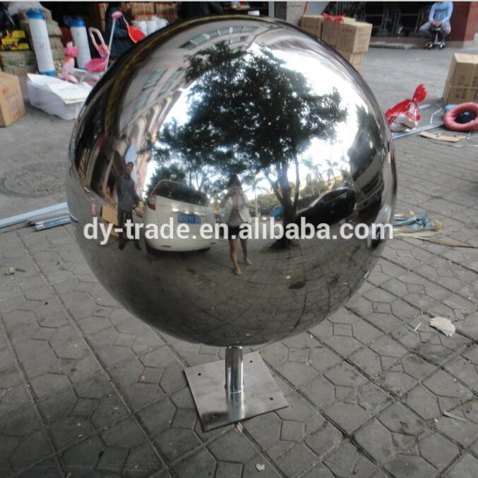 Stainless Steel Ball and Sump Fountain Water Feature