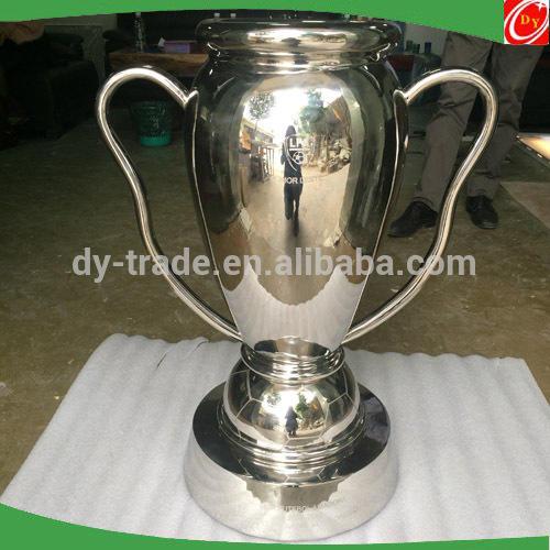 Football League Shiny Metal Custom Trophies