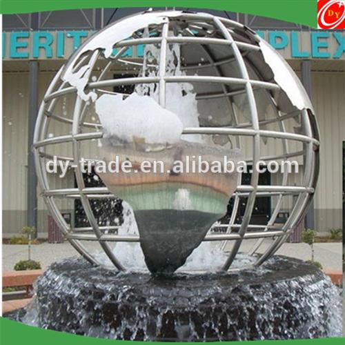 garden/landscape decoration globe sphere sculpture