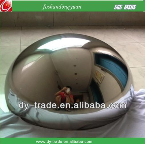 Dia 500mm, 600mm Mirrored Metal/Inox/Stainless Steel Ball/Sphere for Decoration