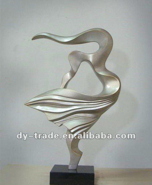 Abstract Dancing Sculpture