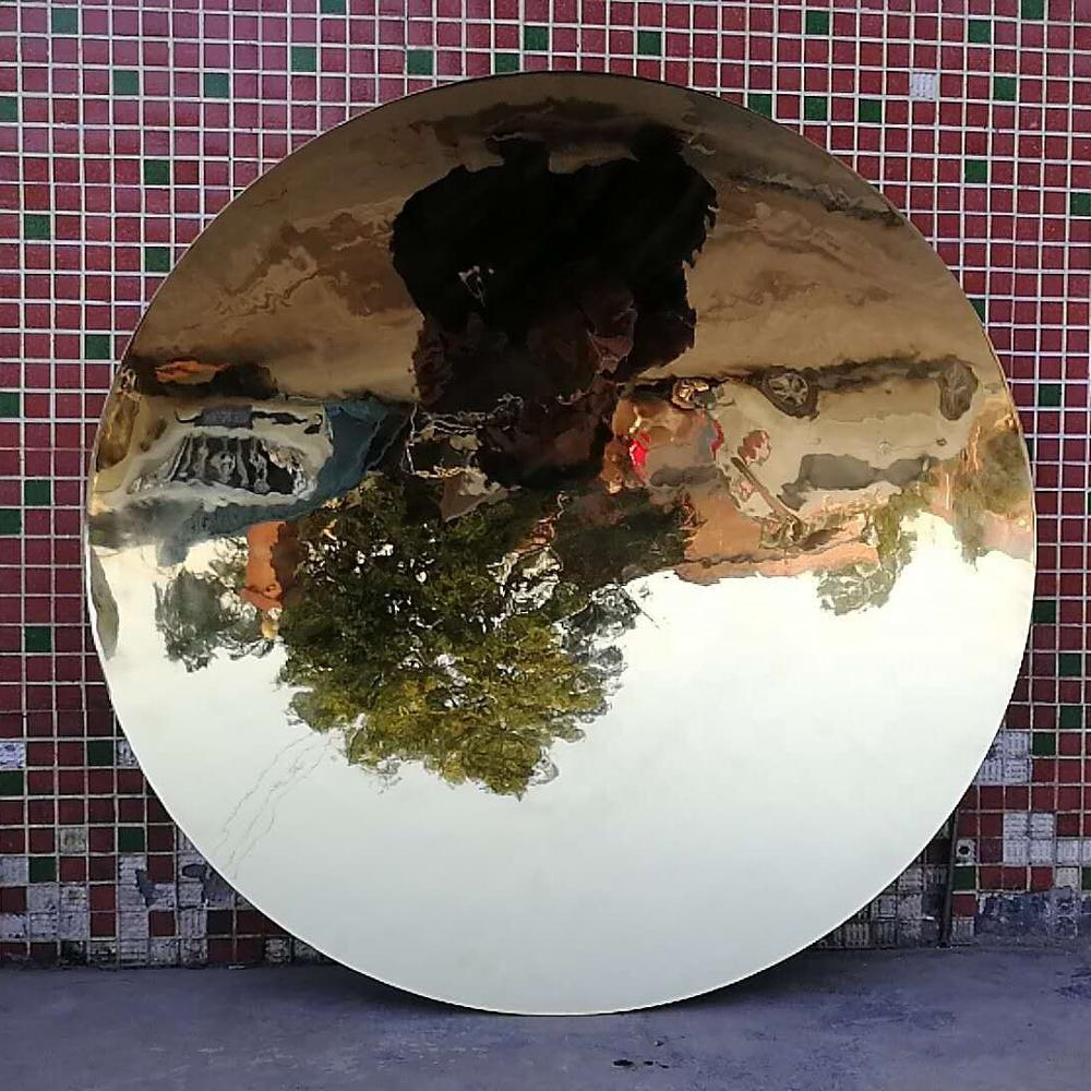 Interior Stainless Steel Decoration Sculpture