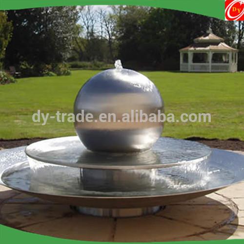 Exclusive High-End Garden Hotel Water Fountain Feature/Spherical Custom Fountain Design
