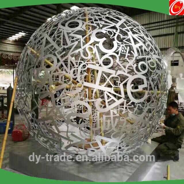 Large Metal Crafts Decoration for Street