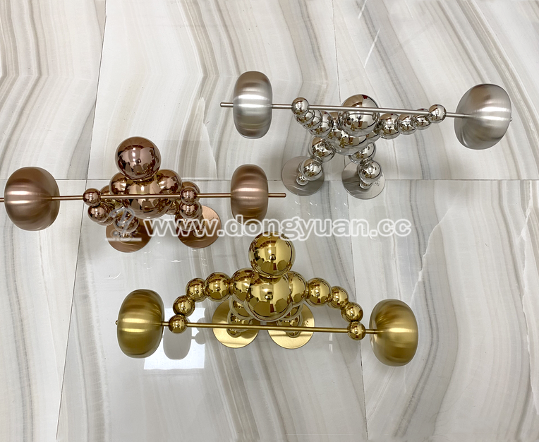 Stainless SteelDecoration Crafts Gifts in Office TableHotel Ornament