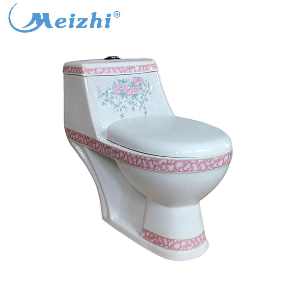 3L flush modern sanitary custom cheap toilets with built-in bidet