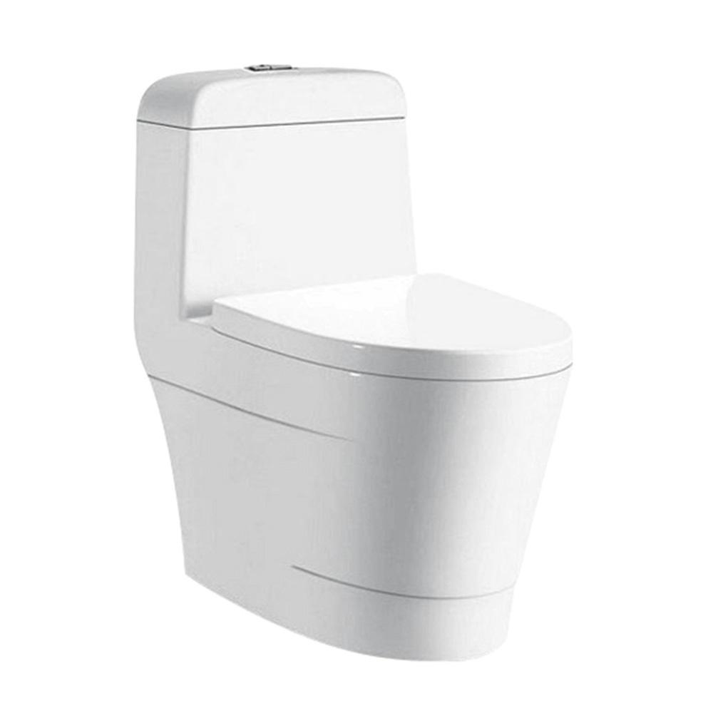 Ceramics one piece toilet, porcelain toilet repair