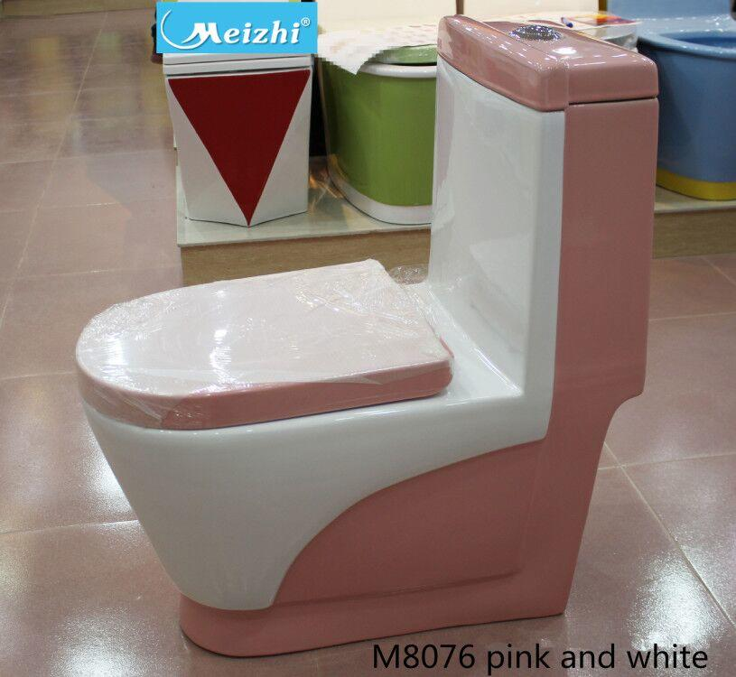 Ceramic bidet washdown standard toilet bowl dimension