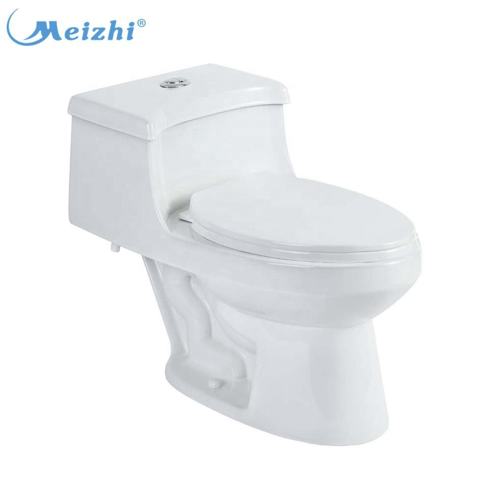 Sanitary ware prices siphonic dual flush bathroom toilets with soft seat