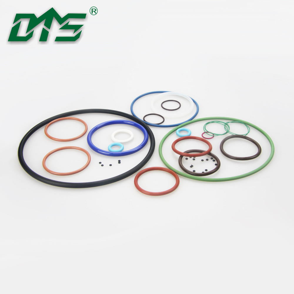 transparent FDA silicone rubber o ring for food industry
