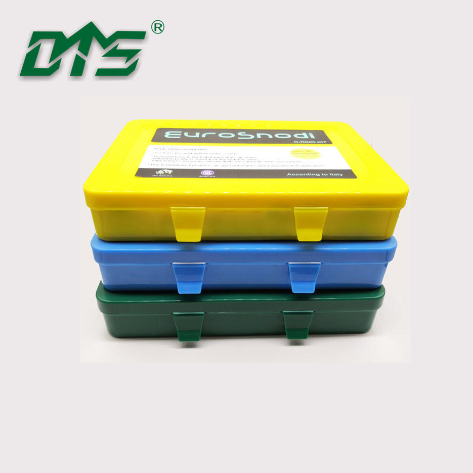 Hot Selling NBR FKM Silicone EPDMMetric 397PCSO-Ring Kit BoxFor Excavator