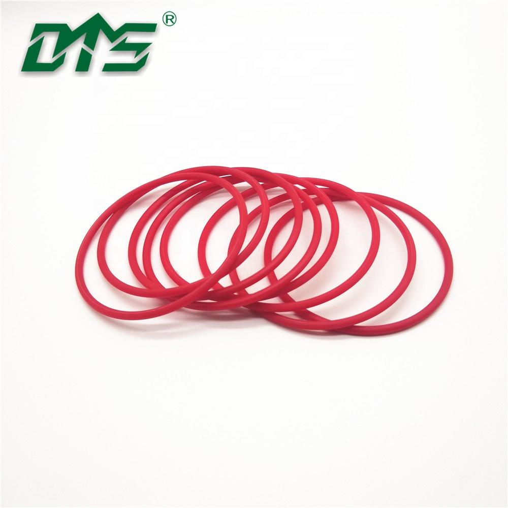 rubber 92A polyurethane PU o-ring for hydraulic and pneumatic sealing