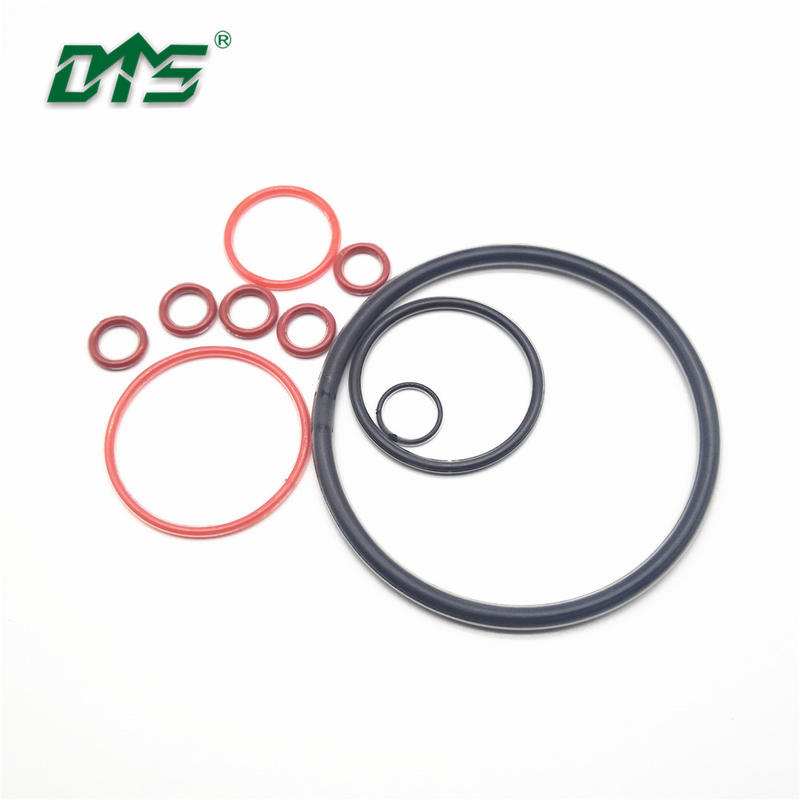 Coated O-Ring High-End Sealing Ring FEP Coated Fluorine Rubber FKM or Silicone