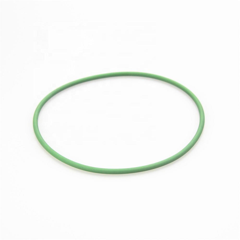 high temperature resistance FKM FPM rubber o ring with vulcanization