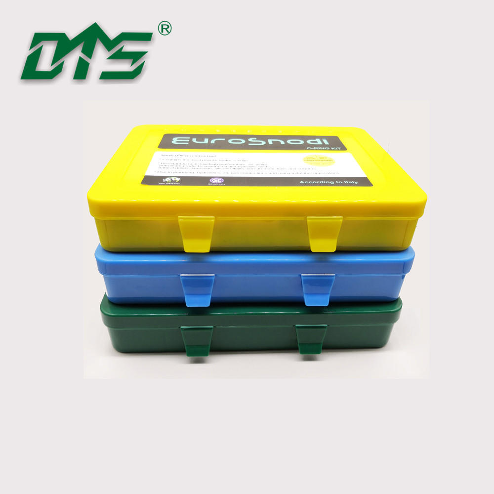 Different Sizes Rubber Seals O ring Waterproof elasticity excavator seal o ring kit O ring Box