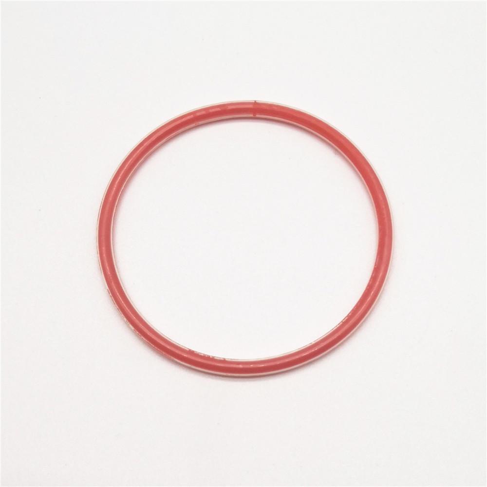 FEP PFA PTFE encapsulated silicone MVQ o-ring