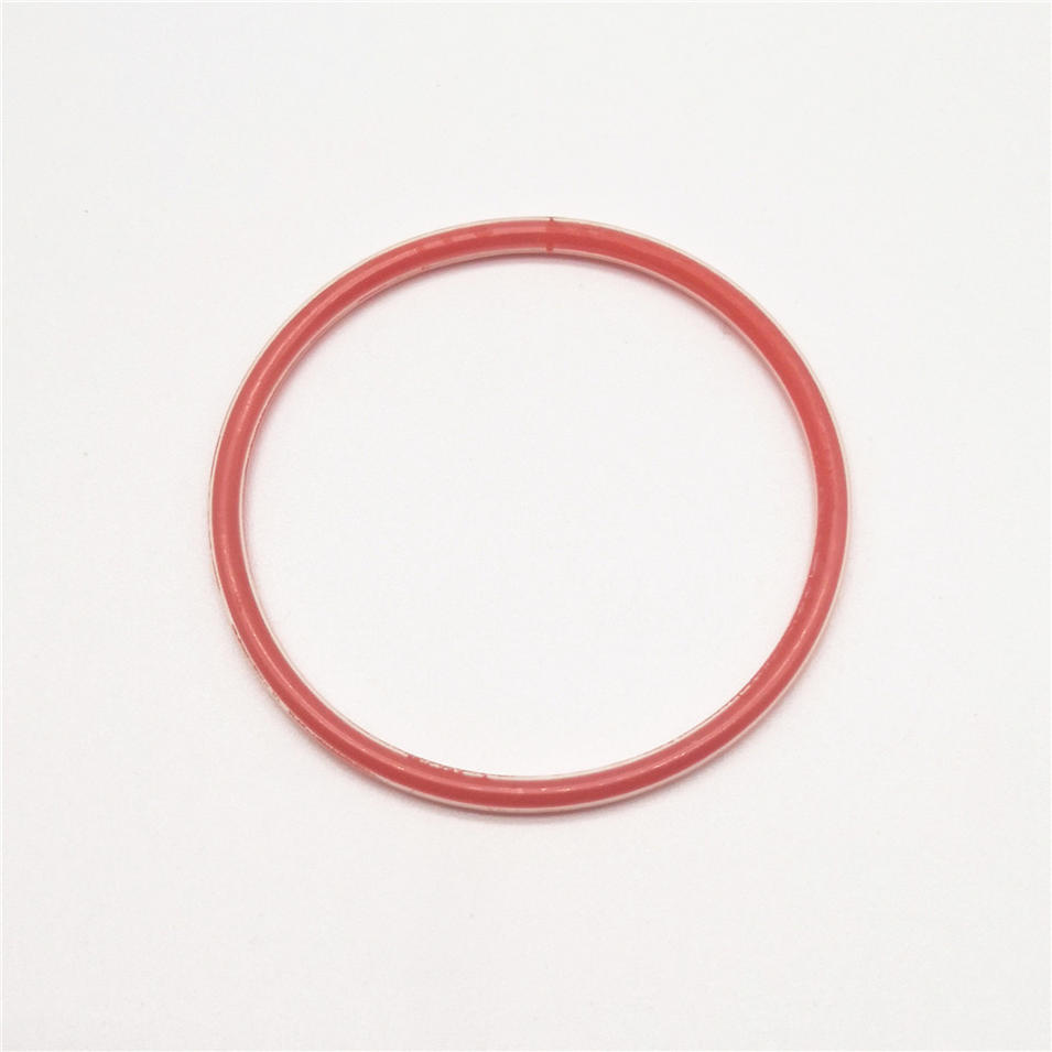 FEP PFA PTFE encapsulated silicone MVQ o-ring