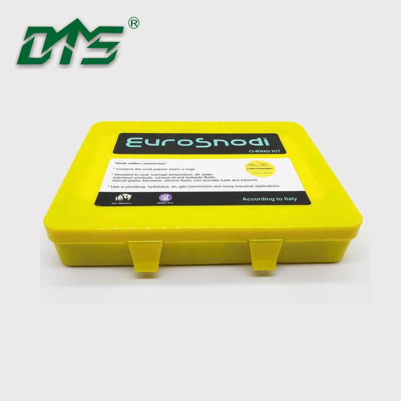 high quality seals AS568 Standard rubberinch Oring box 382pcs