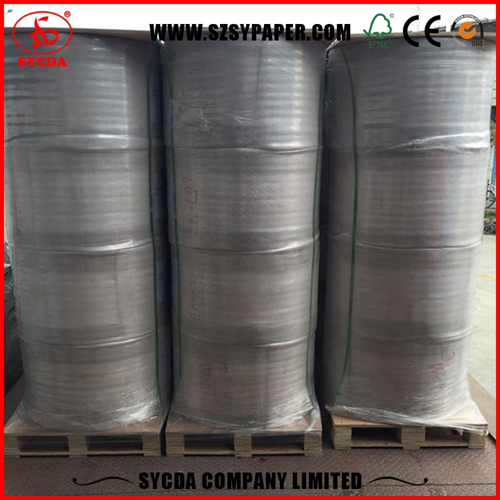 Quality atm printer thermal jumbo paper roll