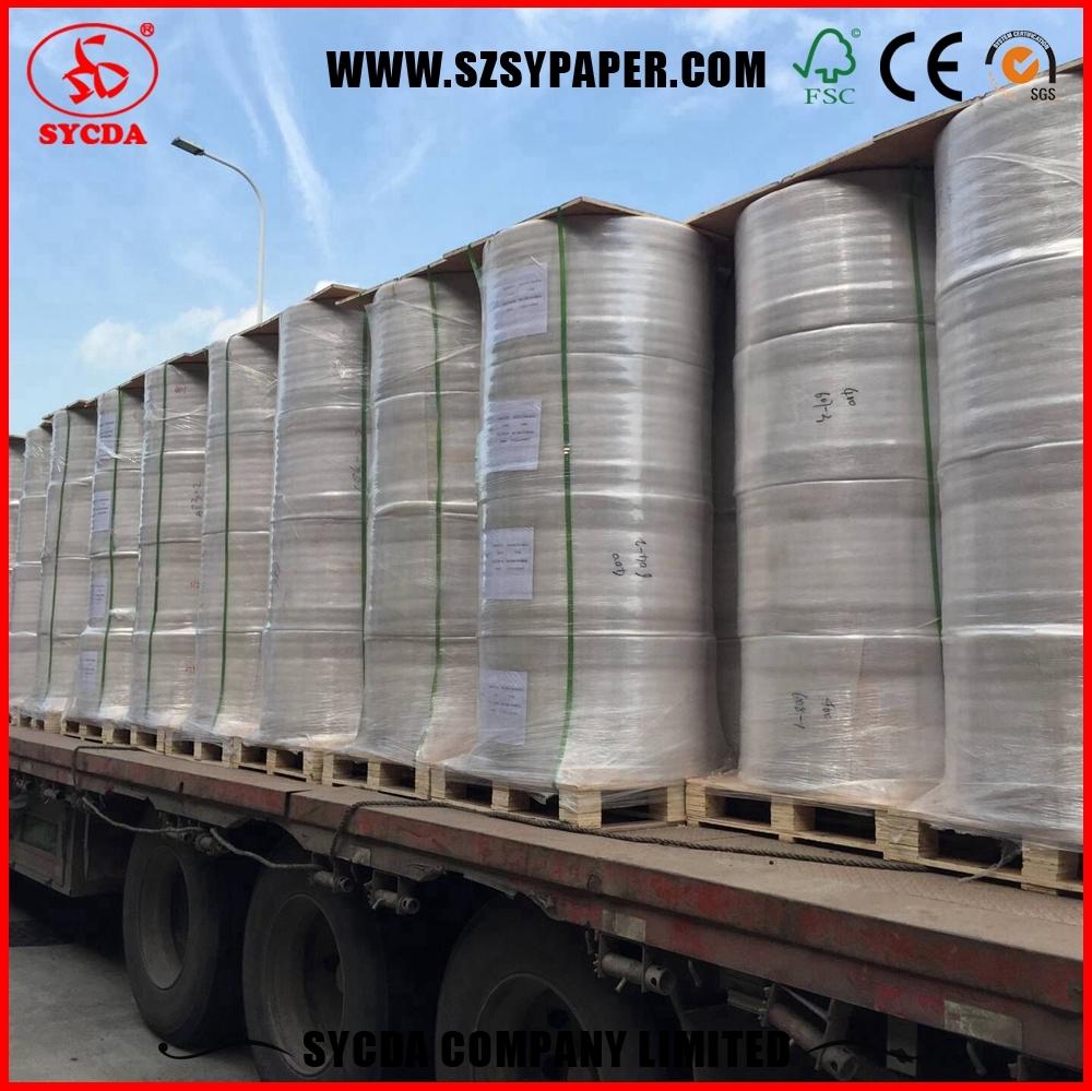 Customized Jumbo Thermal Paper for Slitter Machine