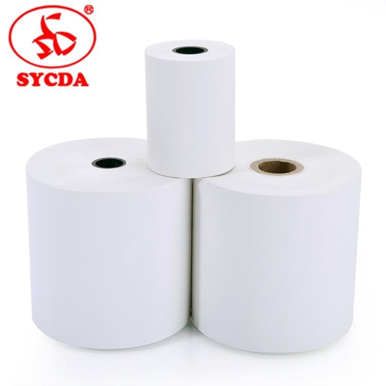 405mm 640mm Factory Supply Thermal Paper Jumbo Rolls Slitter Machine Jumbo Reel Thermal Tape