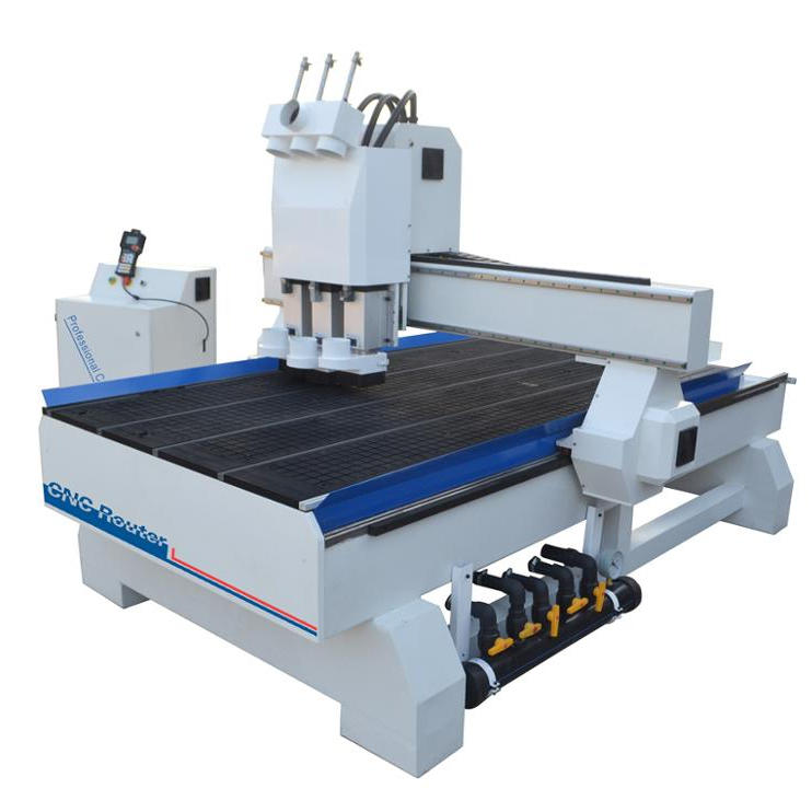 1325 Multi-head carving and woodworking machinecnc router