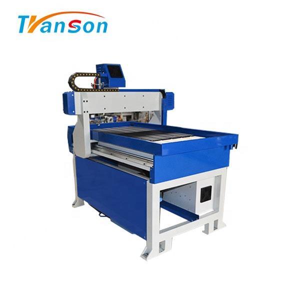 Advertising CNC Router Cutting Machine For Aluminum Acrylic Plastic6090