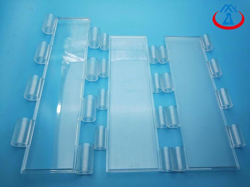 Cheap price PCdoor plastic door Polycarbonate Rolling Door With 201Steel