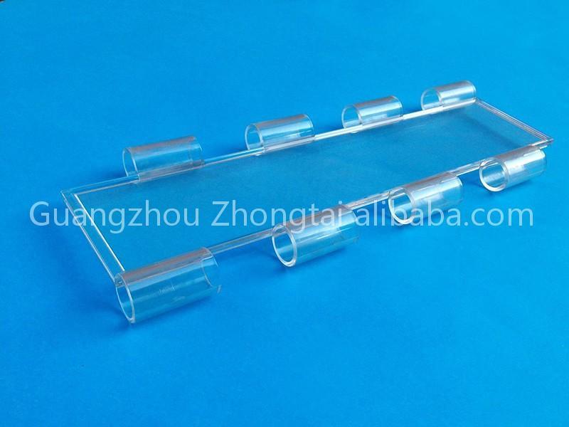 120mm PC slat polycarbonate roller shutters slat transparent