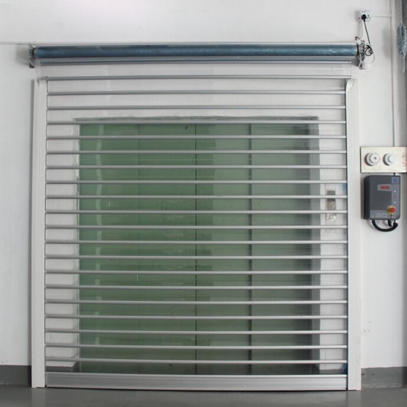 1800*2100 mm Window Door Polycarbonate AluminumRoller shutter/RollingDoor